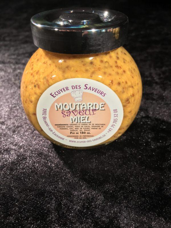 Moutarde miel